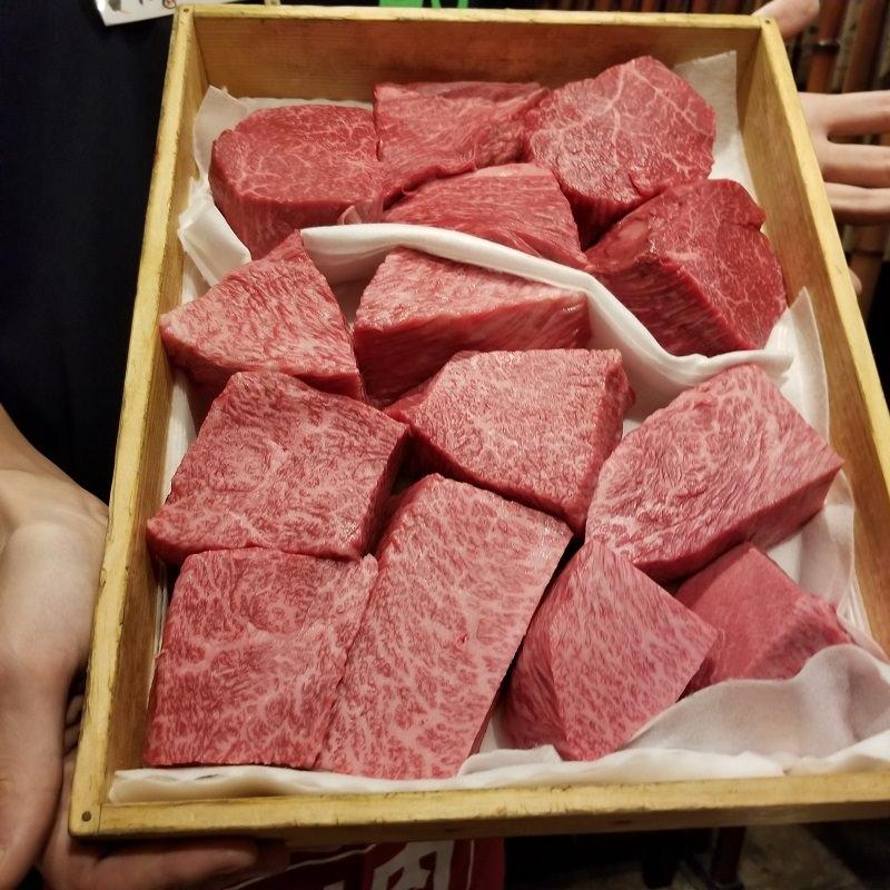 四谷|赤身とホルモン焼 のんき