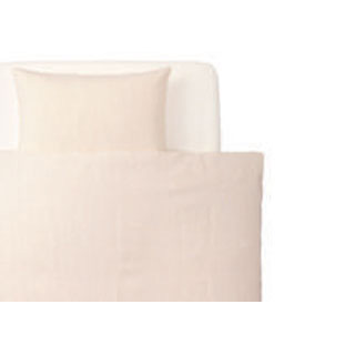 〝無印良品〟の麻平織ベッドリネン