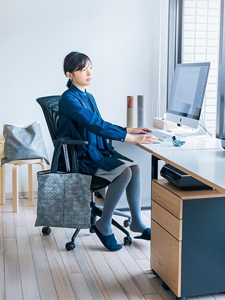 「Shizuka Tasuno Studio」代表取締役・辰野しずかさん