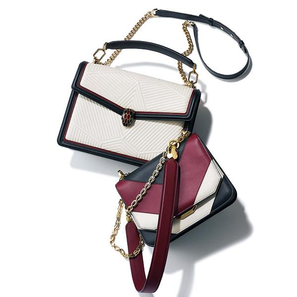 不朽の名コレクション・セルペンティのバッグ