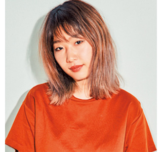 林由香里さん(ヘア&メイク)