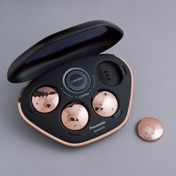 パナソニック 高周波治療器 コリコラン 4個入り EWRA510
