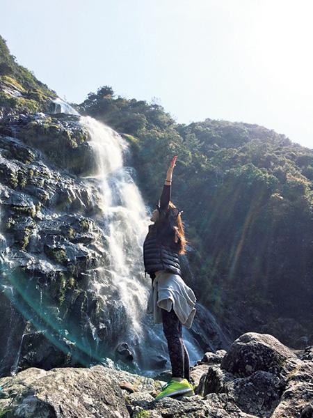 屋久島 登山