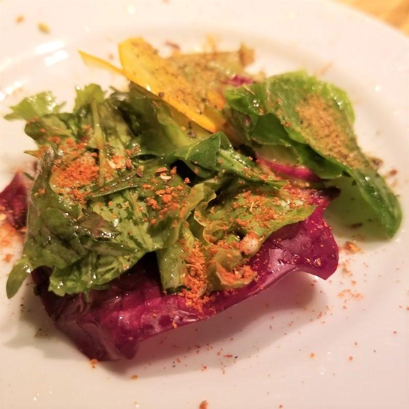 たっぷり野菜のカスタムサラダ