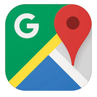 「Google マップ」