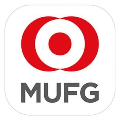 「三菱UFJ銀行」アプリ