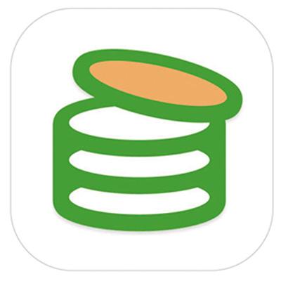 「家計簿Zaim」アプリ