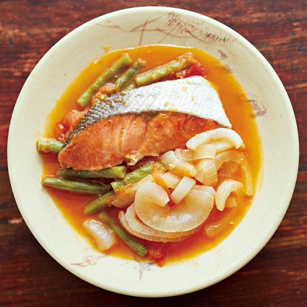 [1-5]鮭のレシピ