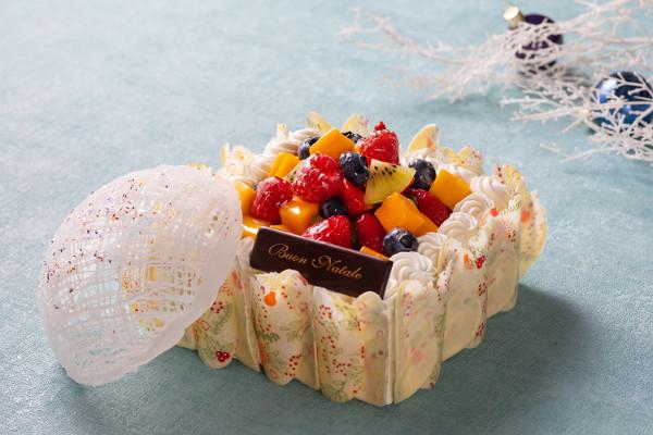 【グランド ハイアット 東京】クリスタル フルーツショートケーキ