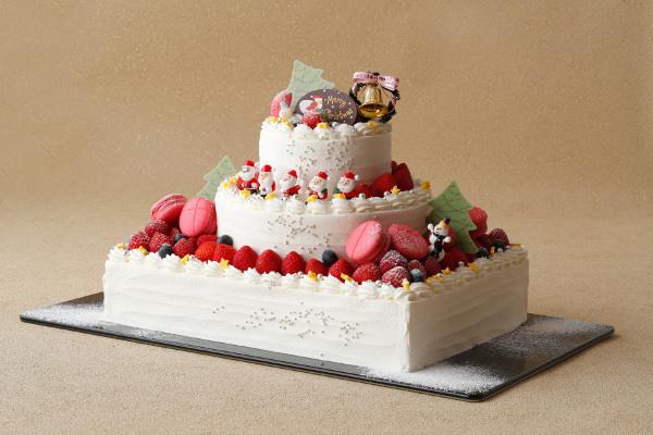 【ウェスティンホテル東京】クリスマスショートケーキ