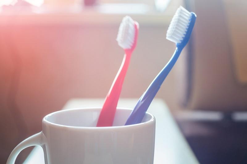 同棲 歯ブラシ