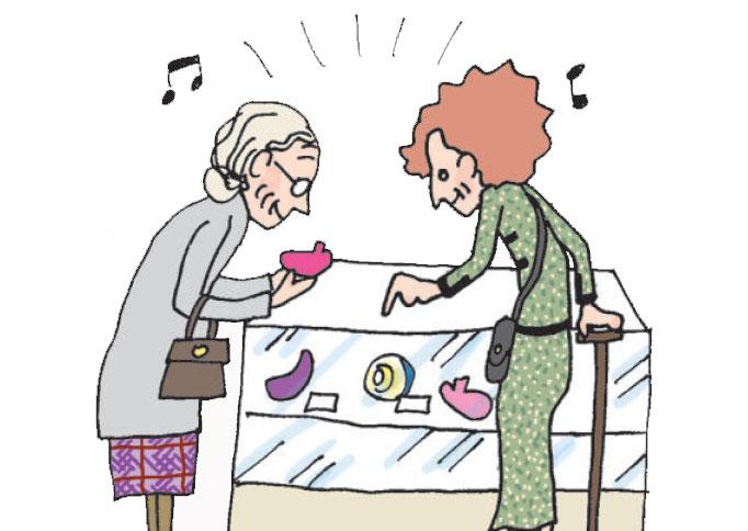 フランスでは、マダムだって白昼堂々セルフプレジャーグッズをお買い物