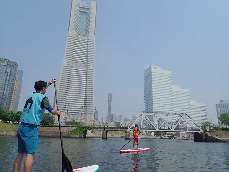 神奈川|SUP初心者講習