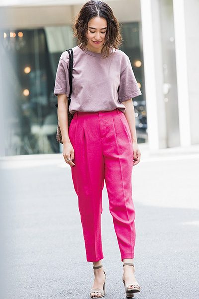 【UNIQLO】絶妙カラーのメンズTシャツ