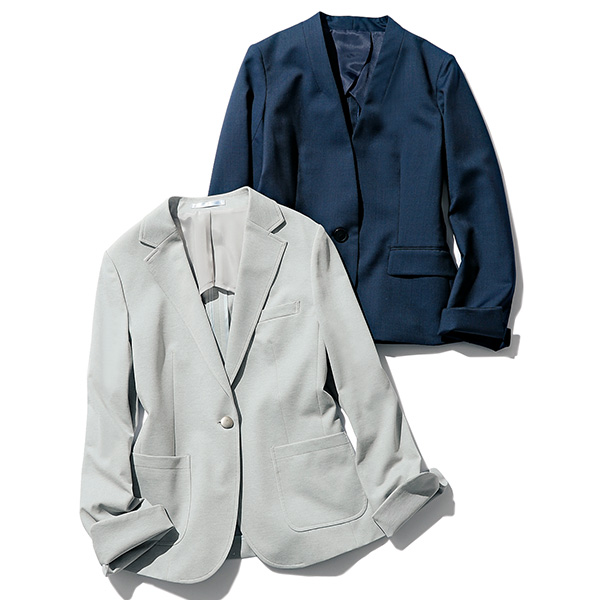 UVカットジャケット