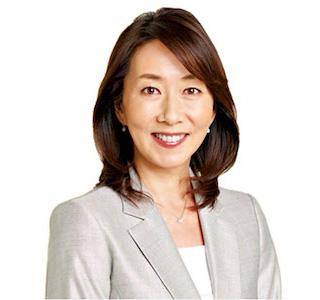 キャスター 長野智子さん