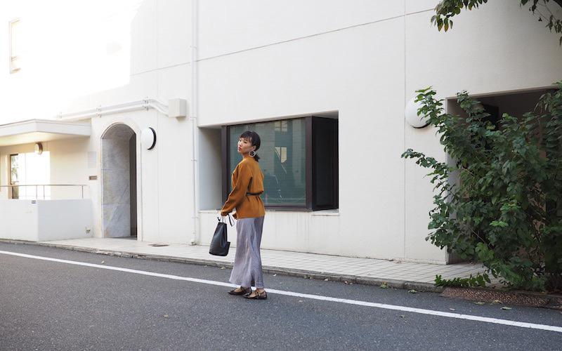 【ユニクロ ユー】ミラノリブモックネックセーター 色×色の掛け合わせ