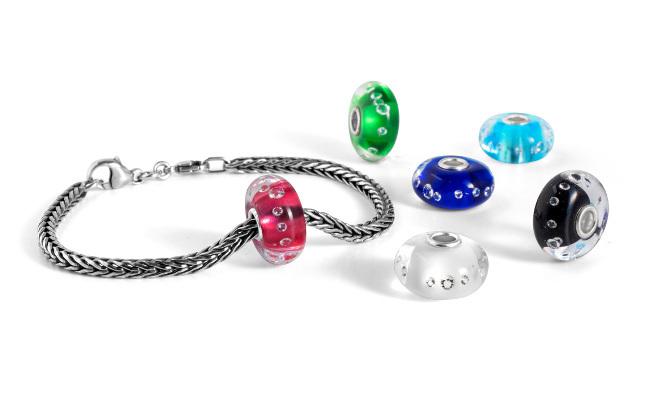 ダイヤモンドビーズブレスレット 特別限定ブレスレット