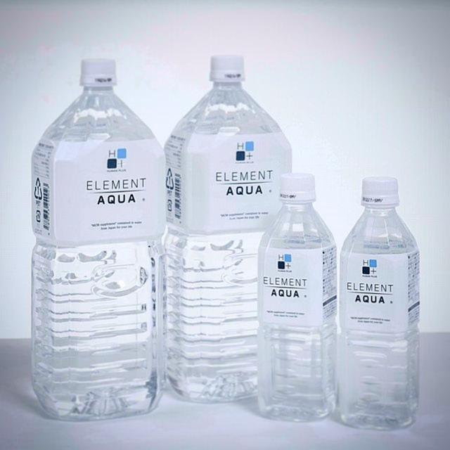 高機能飲料水「エレメントアクア」
