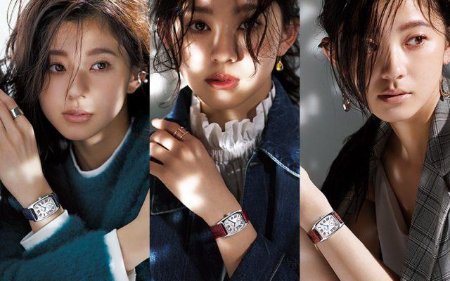 新作時計「ボルトン」から始める、3つのMy Winter Styles | Oggi.jp