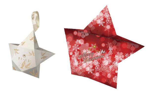 クリスマス美巣キャンディー
