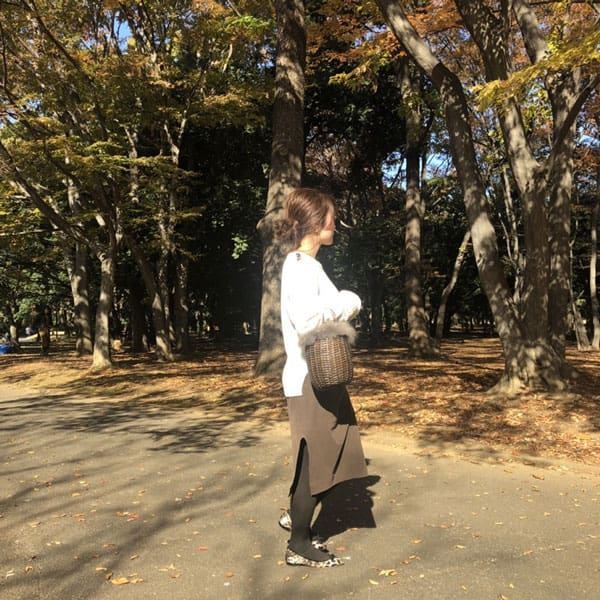 紅葉の代々木公園をお散歩