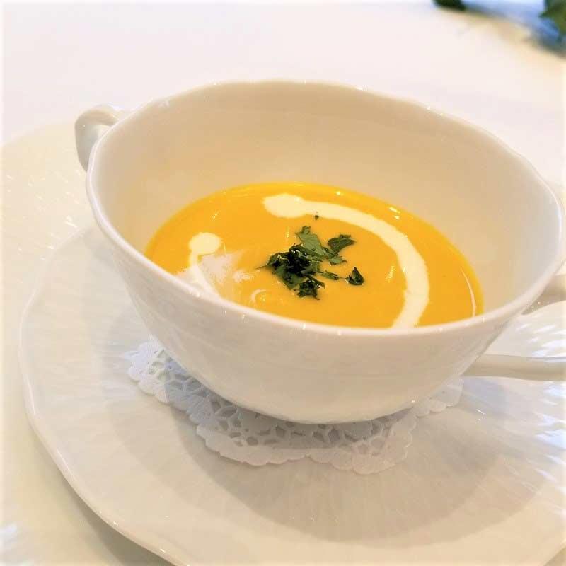 本日のスープ(カボチャ)