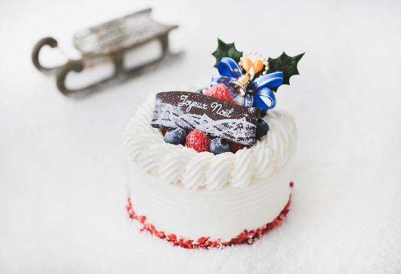 【アンダーズ 東京】苺のショートケーキ