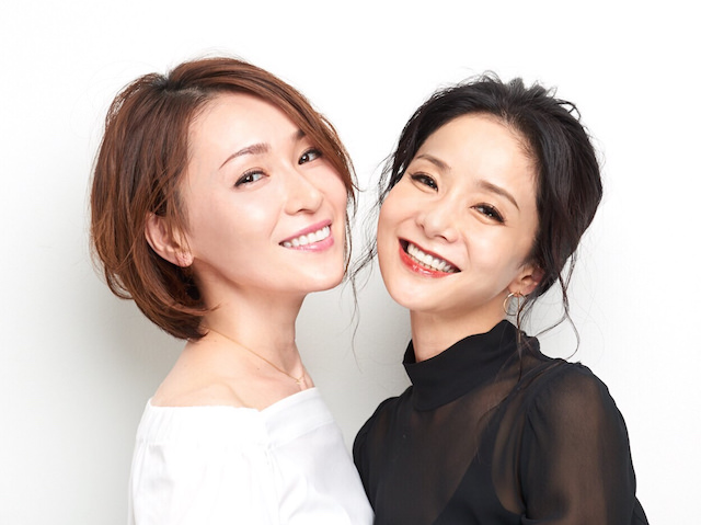 山﨑いずみさん 靏幸恵さん