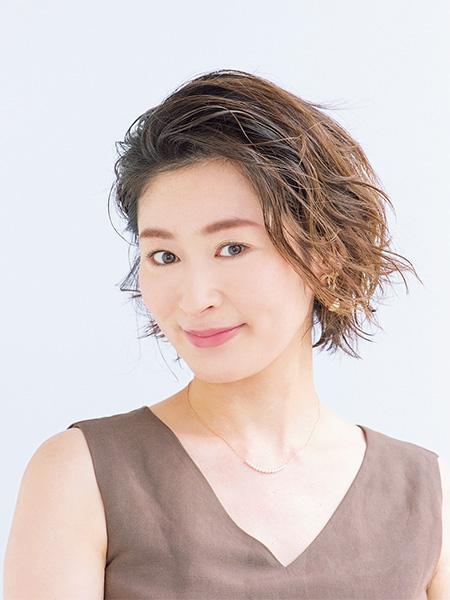 岡林亜衣さん 金融関連会社勤務 36歳