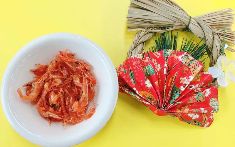 えびの甘露煮 菊池食品工業