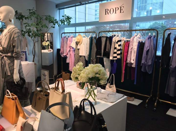 ROPE' 2019SS展示会