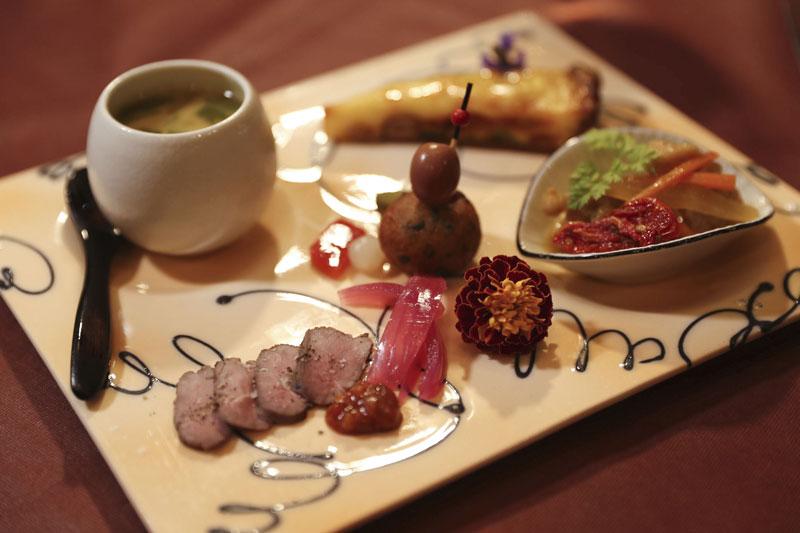 レストラン 海菜美