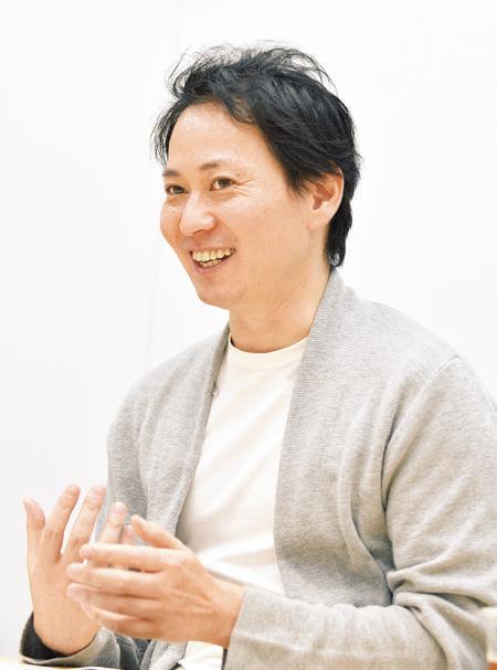 山口揚平さん