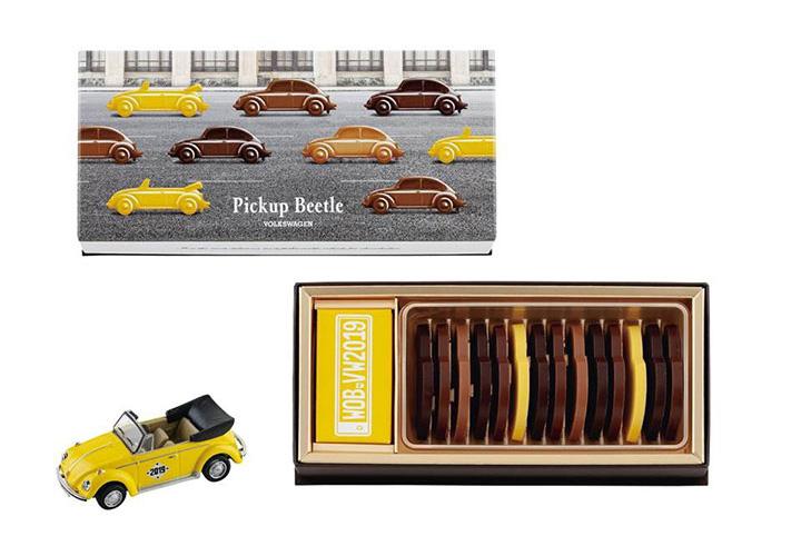 Pickup Beetle -ピックアップビートル-
