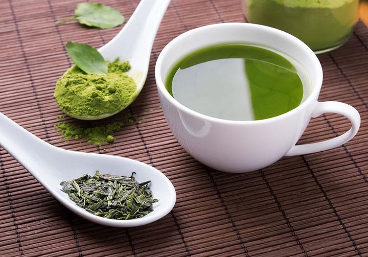 カテキン入り緑茶
