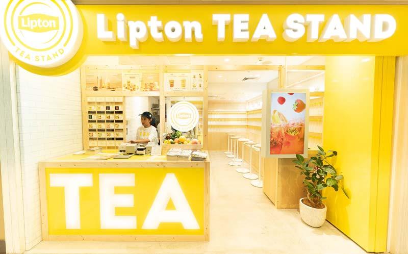 Lipton TEA STAND 名古屋 LACHIC店