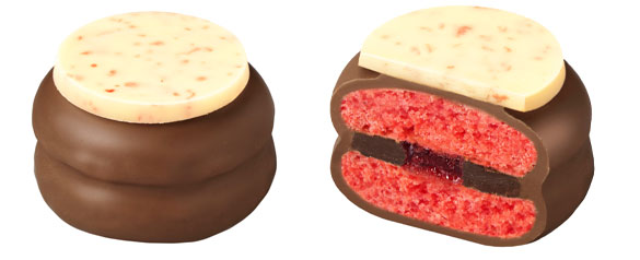 ストロベリー&ミルクチョコレート