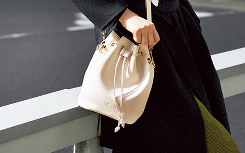 バケツ型バッグ『モン トレゾール』