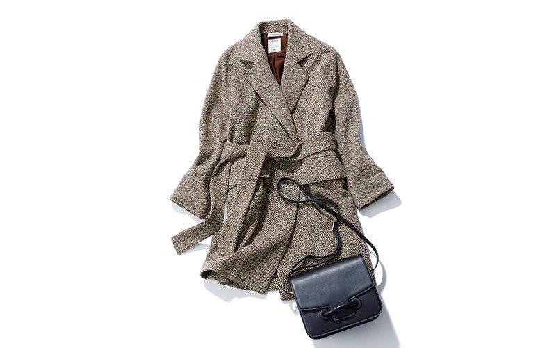a87ae77fef 秋冬ブランド【バッグ&コート】コーデ13選 第一印象はバッグとアウターが全てです!
