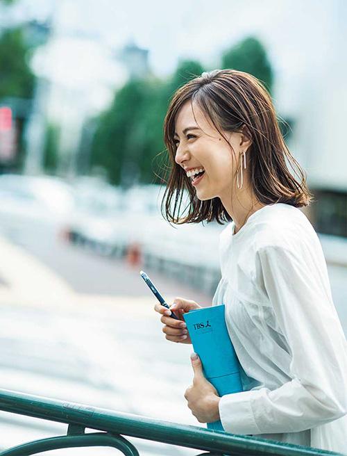 モデルの笹川友里さん