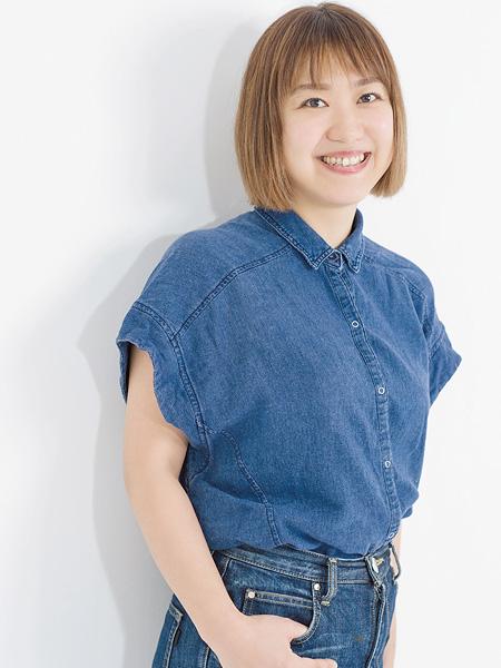 ヘア&メイク 中山友恵さん