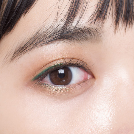 Light Brown×Green