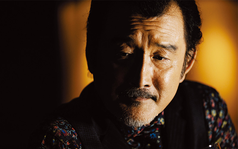 吉田鋼太郎さん