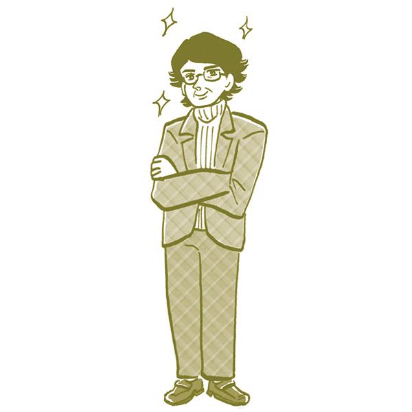 川島さん(53歳)