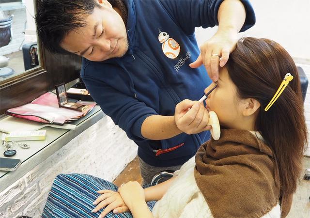 リハーサルメイク《バージョン1》|スタイリスト川村桃子の36歳