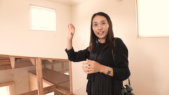 建築家・岡野道子さん