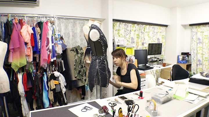 衣装デザイナー 伊藤聡美さん