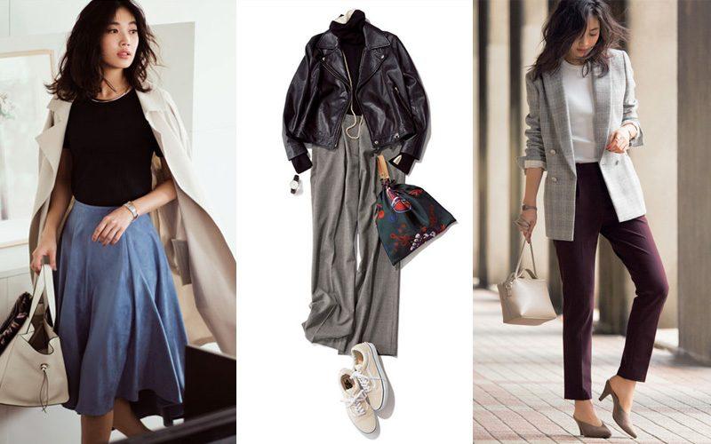 7555102c8dd2ea 気温16度の服装20選【レディース】おすすめのジャケット・コートなどのアウターコーデ