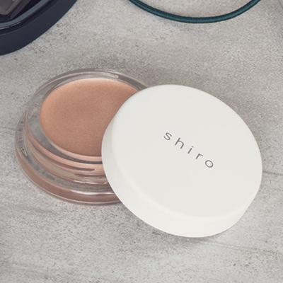 shiro|シルクハイライター ゴールド 8H02
